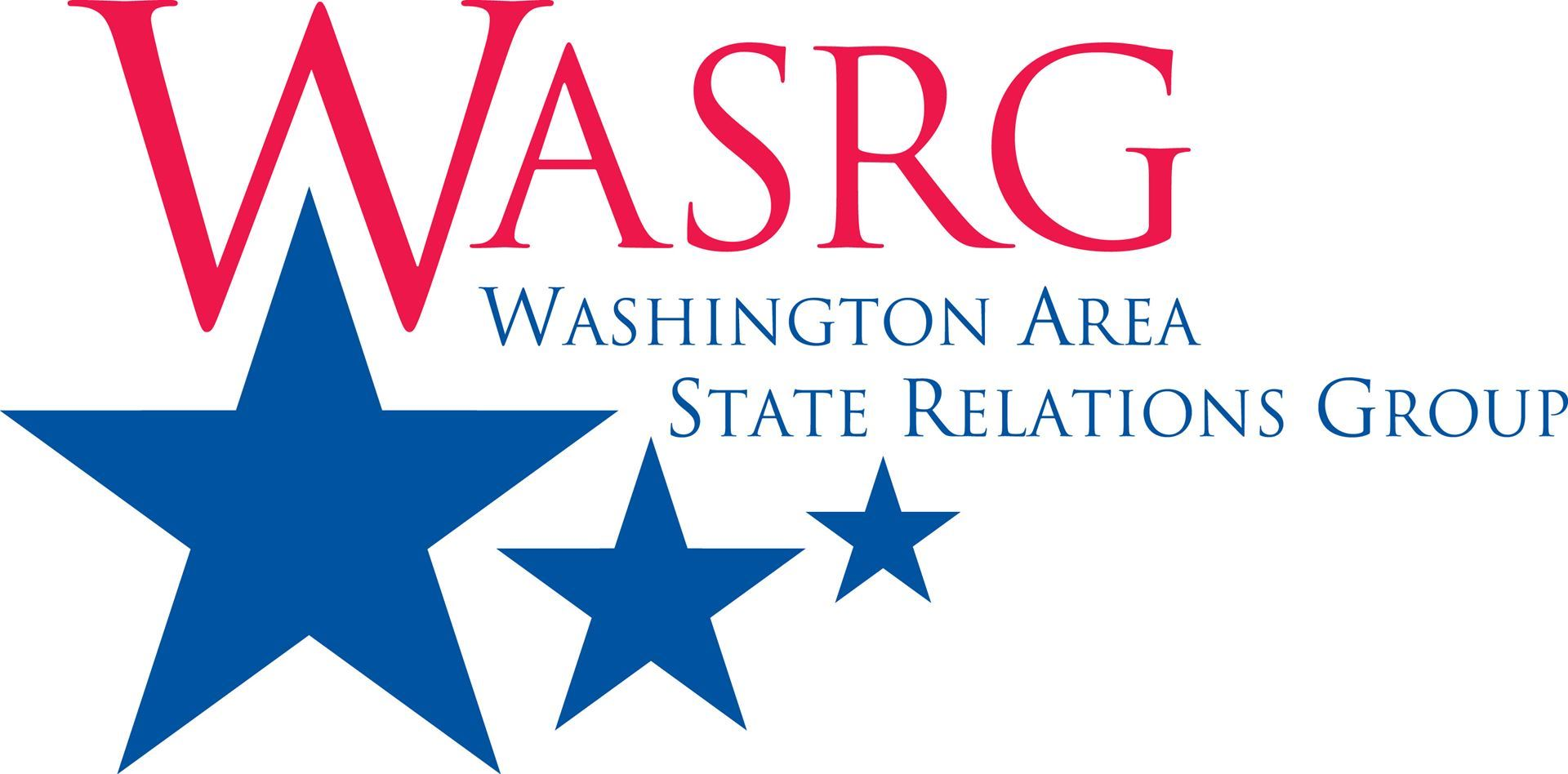 WASRG - Washington Area State Relations Group